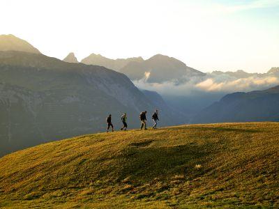 Wandern am Arlberg