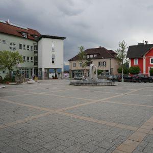 SSeeboden Lake Millstatt, walk throught the village