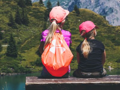 children, hiking, Pexels